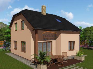 Rodinný dům Pegas Top Exclusive 5+kk, 96 m2